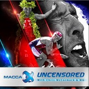 Triathlete Podcast - Macca X Uncensord Chris McCormack