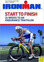 Ironman Start to Finish Triathlon Book