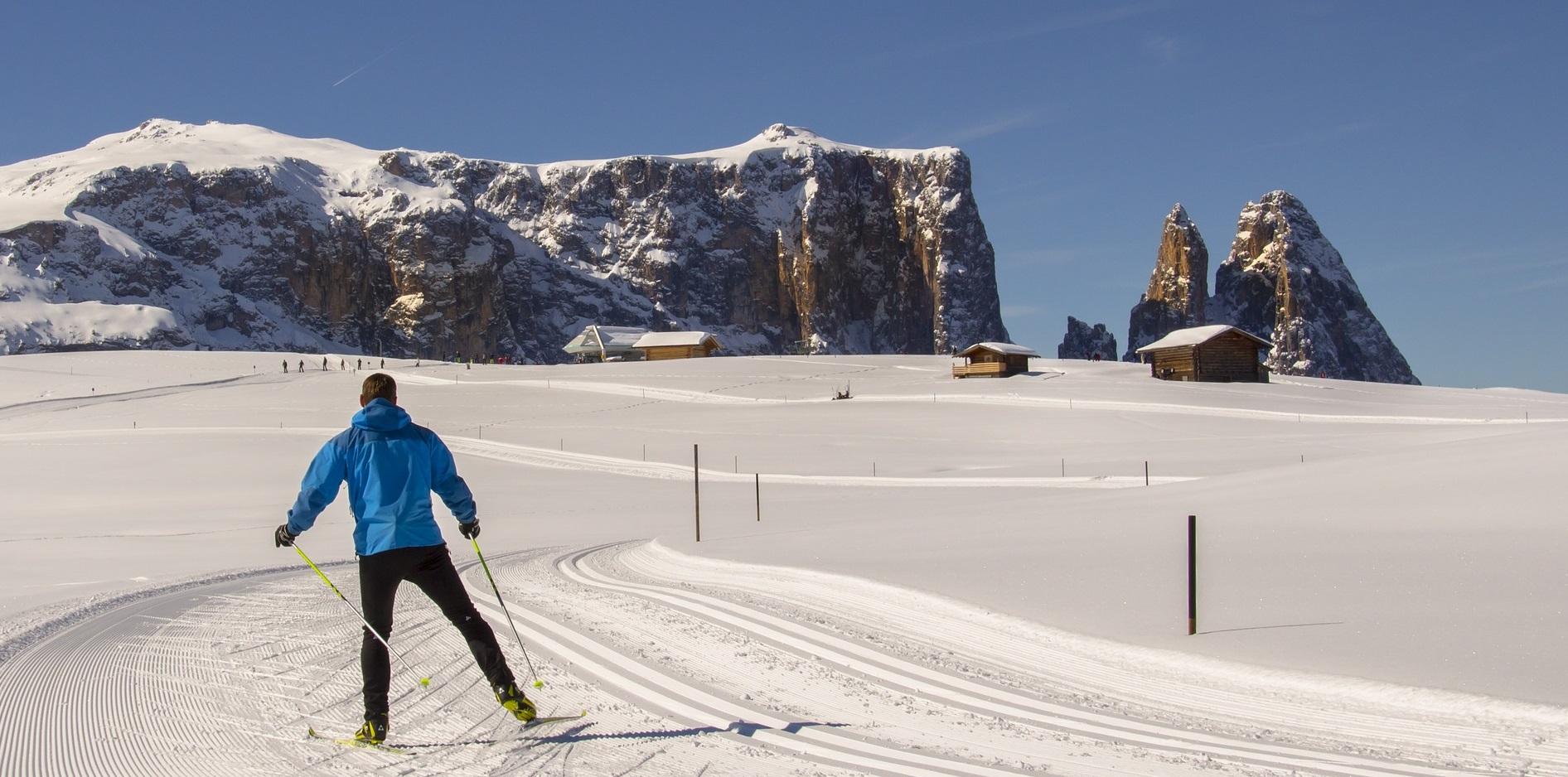 xc-skiing endurance training