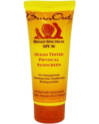 burnout best sport sunscreen-triathletes