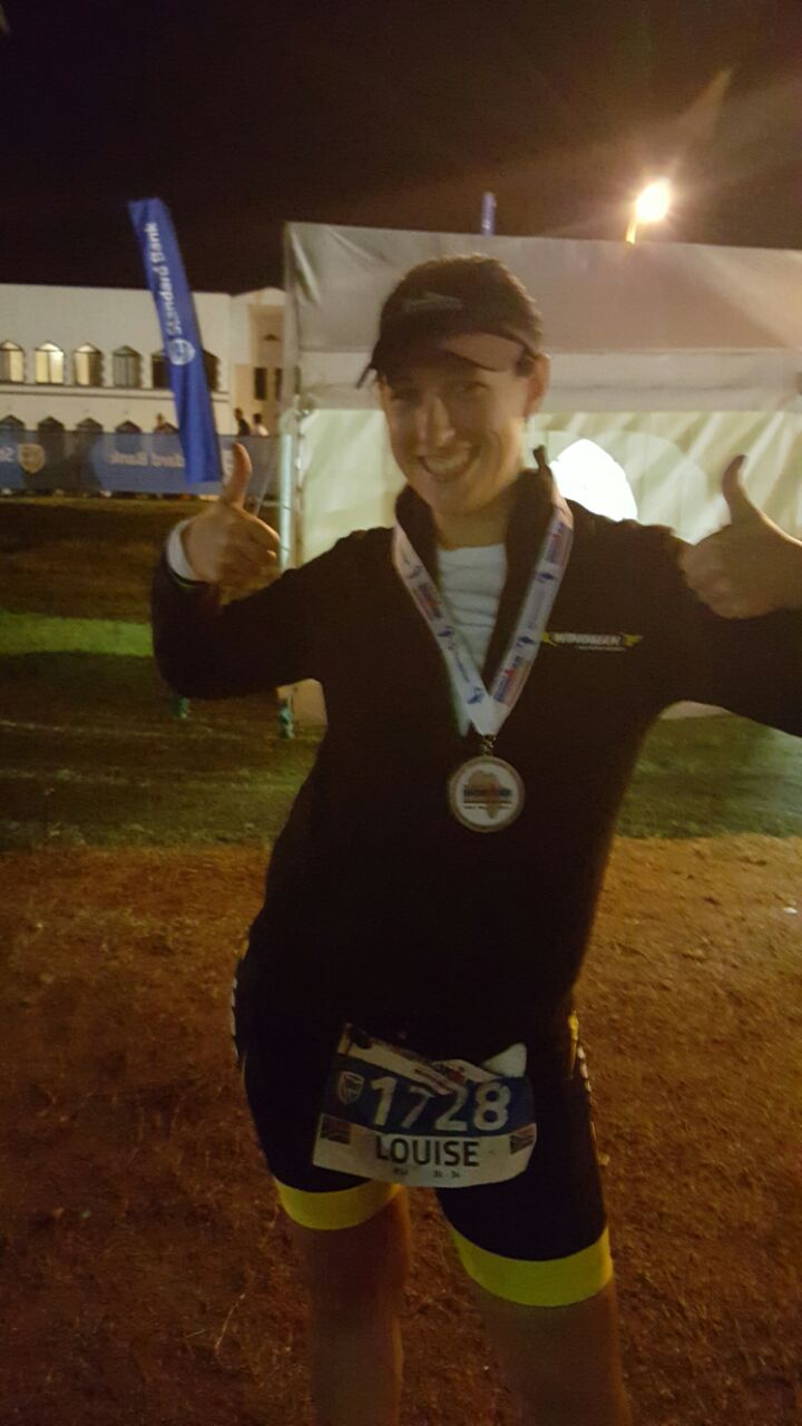 Louise Strydom Infinitude Triathlon Coach South Africa