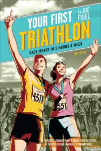 Your First Triathlon Training Book