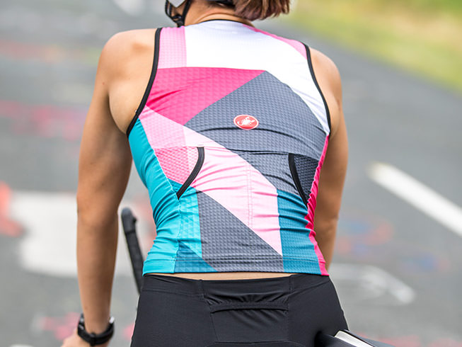 Castelli's Core 2 Women's Singlet Womens Tri Top Cycling Jersey Review