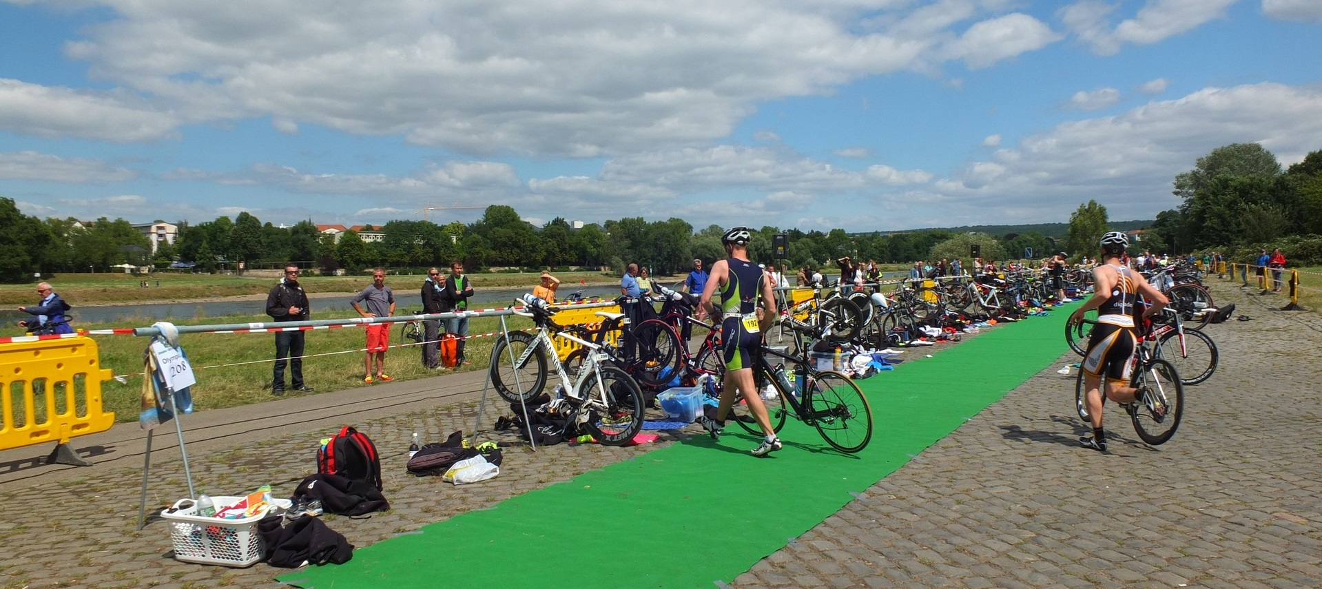 triathlon race training coaching